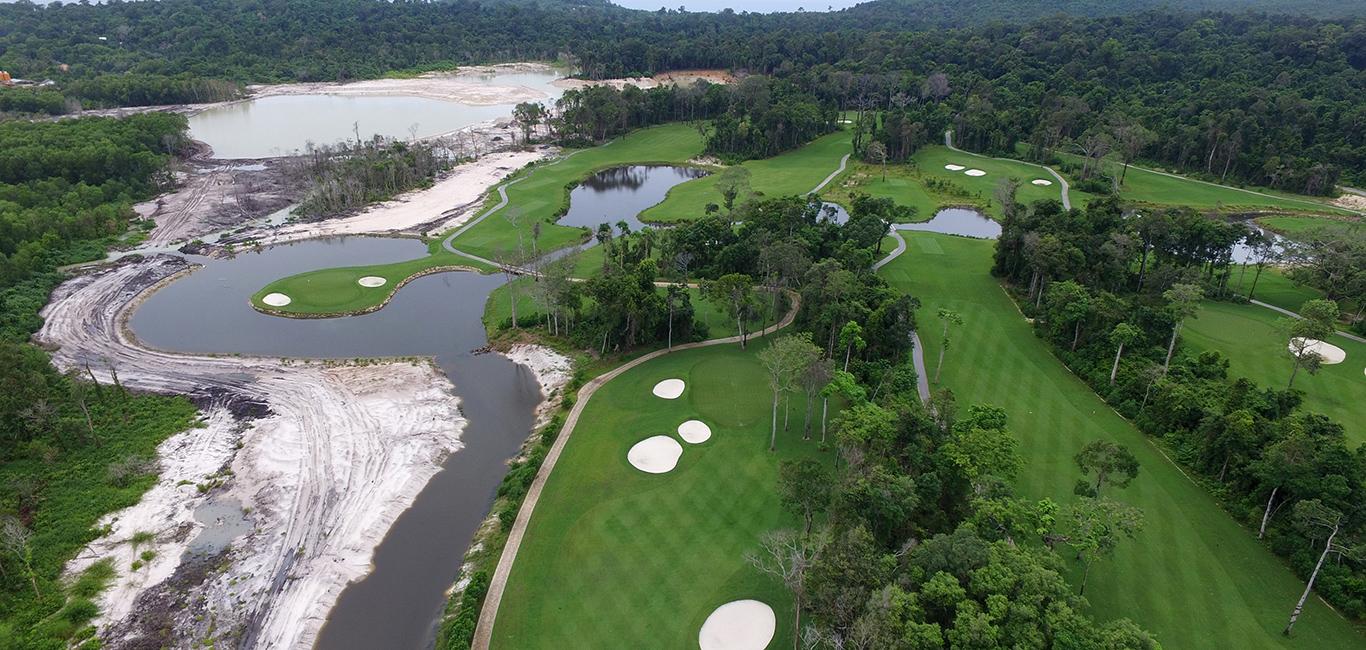 Sân golf 27 lỗ Vinpearl Golf