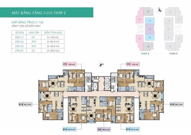 11 Xuân Phương Residence - Chung cưVăn Phòng Trung Ương  Đảng