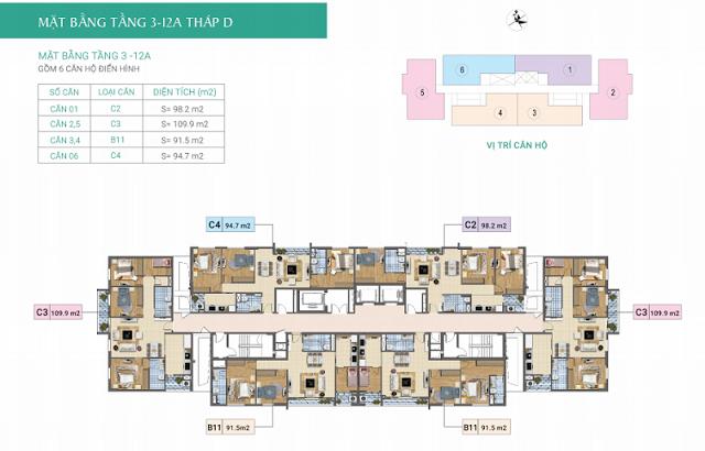 12 Xuân Phương Residence - Chung cưVăn Phòng Trung Ương  Đảng