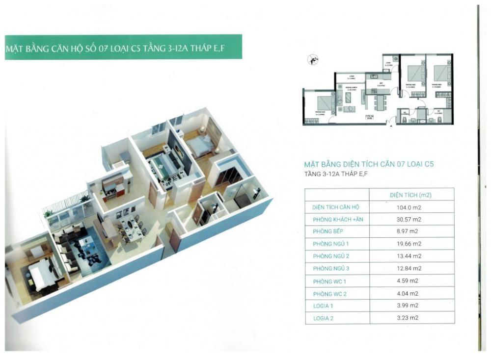 3 Xuân Phương Residence - Chung cưVăn Phòng Trung Ương  Đảng