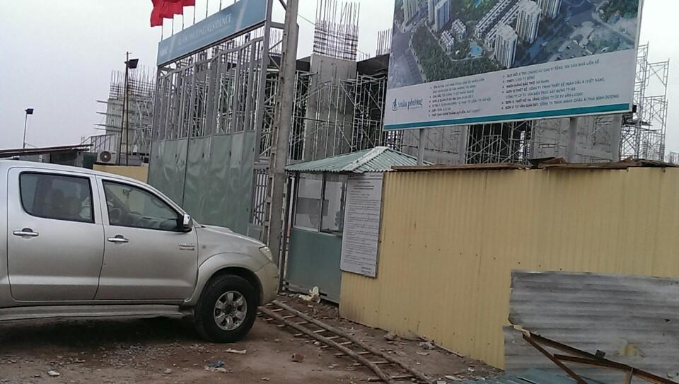 hinh anh thuc te Xuân Phương Residence - Chung cưVăn Phòng Trung Ương  Đảng