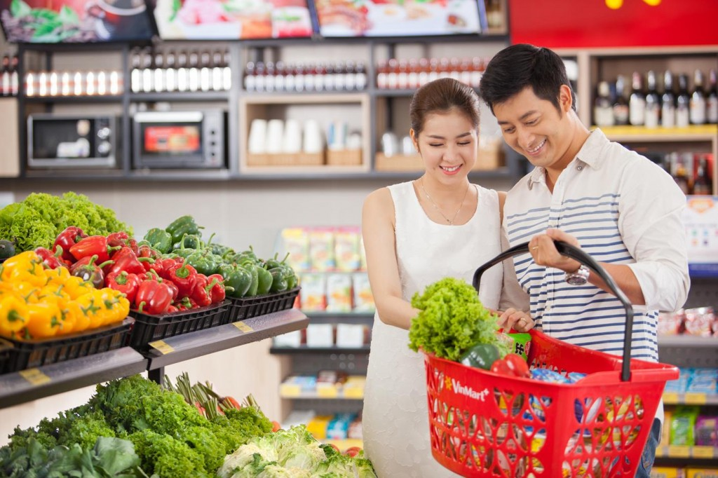 Tiện ích siêu thị tại Vinhomes Smart City