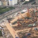 Tiến độ xây dựng dự án Vinhomes D' Capitale Trần Duy Hưng