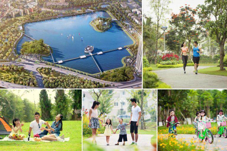 Tiện ích dự án Vinhomes Dream City