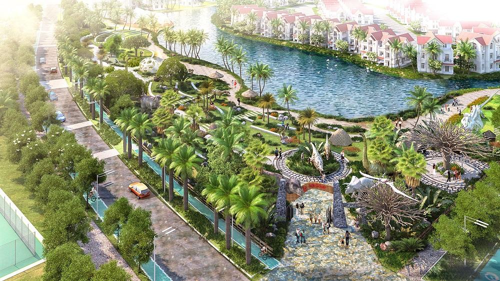 Công viên Vinhomes Dream City