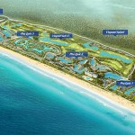 Mặt bằng dự án biệt thự biển Vinpearl Phú Quốc Resort & Villas