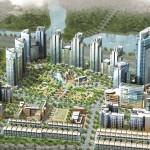Giá bán Biệt thự dự án Vinhomes Dream City Văn Giang